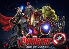AVENGERS 01 (AGE OF ULTRON) GLOSSY POSTER PHOTO PRINT