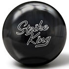 Brunswick Strike King Black Pearl Bowling Ball