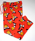Angry Birds Fleece Lounge Pants, size Medium, New w/Tags!