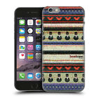 HEAD CASE DESIGNS KNITTED CHRISTMAS HARD BACK CASE FOR APPLE iPHONE 6S