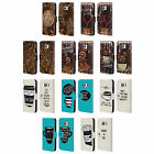 HEAD CASE DESIGNS COFFEE ADDICTS LEATHER BOOK WALLET CASE FOR SAMSUNG PHONES 1