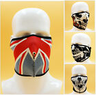 Full Function Ski Motorcycle Biker Scarf Skull Face Mask Snood Bandana Cover UK