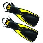 Mares Fins Wave Yellow 02UK