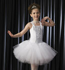 Love Story Ballerina Ballet Tutu Christmas Snowflake Dance Costume Child & Adult