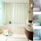 72 inch Shower Curtain Bathroom Waterproof Fabric Curtain Water Cube Design hot