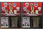 Chicago Bulls 6-Time NBA Champions Photo Plaque Michael Jordan Pippen