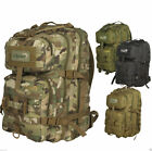 Viper Tactical Recon Extra Pack Airsoft MOLLE Rucksack Hiking V-Cam, Coyote, New
