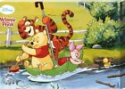 New Walt Disney's Winnie The Pooh Sailing Off On An Adventure Canvas Print