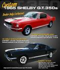 ACME 1965 FORD SHELBY MUSTANG GT 350 DIECAST CAR 1:18 LIMITED EDITION OF 350