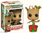 Figura vinile Holiday Dancing Groot Guardians of the Galaxy Pop Funko Vinyl #101