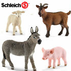 SCHLEICH World of Nature Farm PIGS GOATS ALPACAS DONKEYS Choice of 23 with Tag