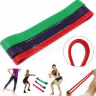 Latex Elastic Resistance Training Band Fitness Loop Body Gym Pull Up Assist Yoga