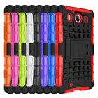For AT&T Microsoft Lumia 950 Case Shockproof Hybrid Kickstand Armor Phone Cover