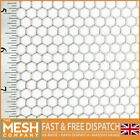 6mm Hole Hexagonal Mesh Mild Steel Perforated Sheet -6.7mm Pitch-1mm Thickness
