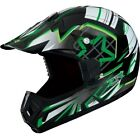Z1R Launch Youth Helmet Green