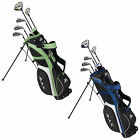 BIG MAX SUPERMAX JUNIOR GOLF PACKAGE SET - NEW YOUTH CHILDRENS KIDS IRONS BAG