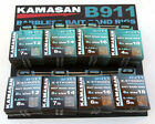 Kamasan B911 with pellet Bands
