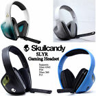 New Skullcandy SLYR Gaming Headset with Mic for Xbox 360 Ps3 Ps4 Xbox One