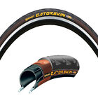 Continental Ultra GatorSkin DuraSkin Wired Road Bike Tyre 700c x 23c, 25c, 28c
