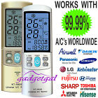 WORLD'S BEST Air Con A/C Air Conditioner Remote for Kelvinator Emailair Hotpoint