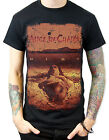 Alice In Chains Dirt Tour Men's Black T-Shirt Tee S - XXL New