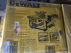 "DEWALT 10"" Compact Jobsite Table Saw DW745 NEW"
