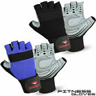 Weight Lifting Gloves Gym Fitness Body Building Long Wrist Workout Training