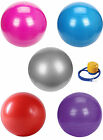 GYM EXERCISE YOGA SWISS BALL FITNESS PREGNANCY BIRTHING ANTI BURST + PUMP 65CM