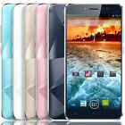 """5"""" Android 4.4 Smartphone Dual SIM Unlocked 3G GSM GPS Cell Phone AT&T T-mobile"""