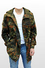 Parka - German Army Flecktarn Camo Parka Camouflage Coat Military Combat Jacket