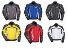 Cortech Mens GX Sport Air 3 Textile Mesh Motorcycle Jacket All Sizes & Colors