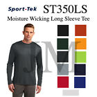ST350LS Long Sleeve Competitor Tee Moisture Wicking Athletic PosiCharge Dri fit