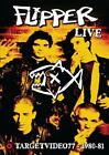 FLIPPER - LIVE TARGET VIDEO 1980-1981 USED - VERY GOOD DVD