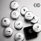 EXO Call Me Perfume, - SM Official Goods SOLID PERFUME Glare & Posh