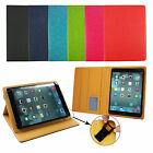 Universal Wallet Case Cover fits Simbans Presto 10 Inch Tablet PC