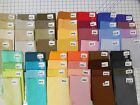 "Unique shades of quality PIMA cotton 4 fat quarters ea 18 x 29"" total 1 yd set 1"