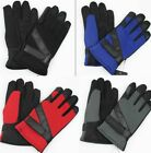 Mountain Climbing Bicycle Sports Cycling Mens Warm Full Finger Glove 4 Colors
