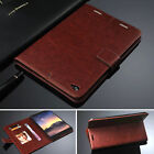 New For Xiaomi Mi Pad 2 Luxury Folio Card Slots Leather Wallet Stand Cover Case