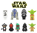Star Wars USB Stick 4GB Jedi 3D Quality USB 2.0 Flash Drives Memory Stick $15.24 AUD