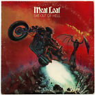 """Meatloaf  """"BAT OUT OF HELL"""".. Retro Album Cover Poster Various Sizes"""
