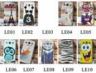 For Samsung Galaxy Core Plus G3500 G3502 Tiger Lion Tower Owl Hard Case Cover