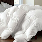 New Duck Feather And Down Duvet Quilt, All Sizes 15 Tog