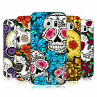 HEAD CASE DESIGNS FLORID OF SKULLS HARD BACK CASE FOR SAMSUNG PHONES 1