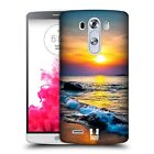 HEAD CASE DESIGNS BEAUTIFUL BEACHES HARD BACK CASE FOR LG PHONES 1