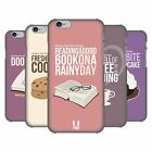 HEAD CASE DESIGNS ENJOY THE LITTLE THINGS BACK CASE FOR APPLE iPHONE PHONES