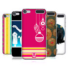 HEAD CASE HEADCASE MIX CHRISTMAS COLLECTION BACK CASE FOR APPLE iPOD TOUCH MP3
