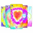 HEAD CASE DESIGNS TIE DYED S2 HARD BACK CASE FOR SONY PHONES 1