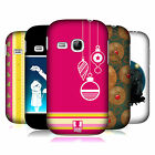 HEAD CASE DESIGNS HEADCASE MIX CHRISTMAS COLLECTION CASE FOR SAMSUNG PHONES 5