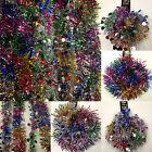 Job Lot Of 16 x 2m Strands Of Tinsel *Ex Shop Christmas Stock*