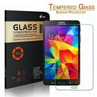 nu glass screen protector - 9H Clear Premium Tempered Glass Screen Protector for Samsung Galaxy Tab Tablet